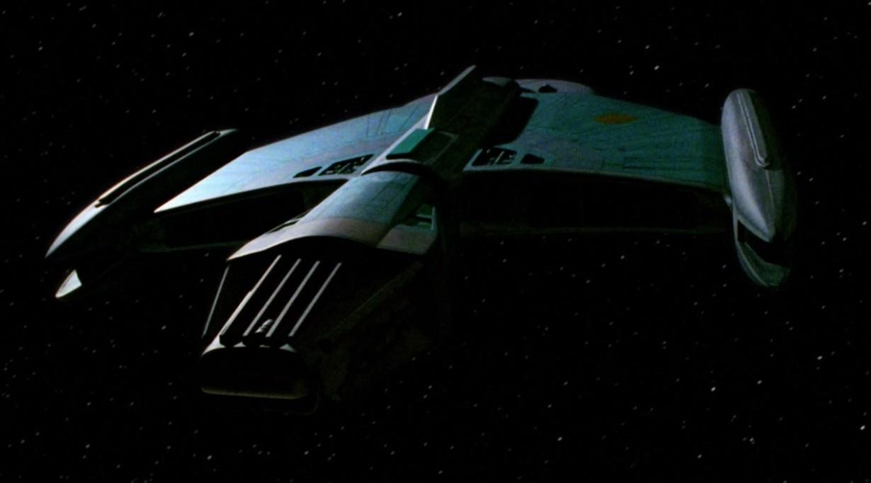 Romulanisches Patrouillenschiff
