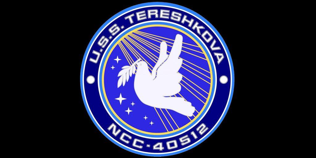 Logo der USS Tereshkova