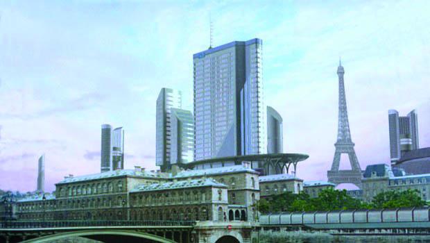 Föderationsrat in Paris